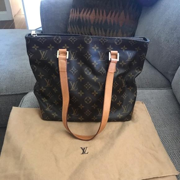 e963c02098 Louis Vuitton Bags | Authentic Cabas Piano Tote Bag | Poshmark